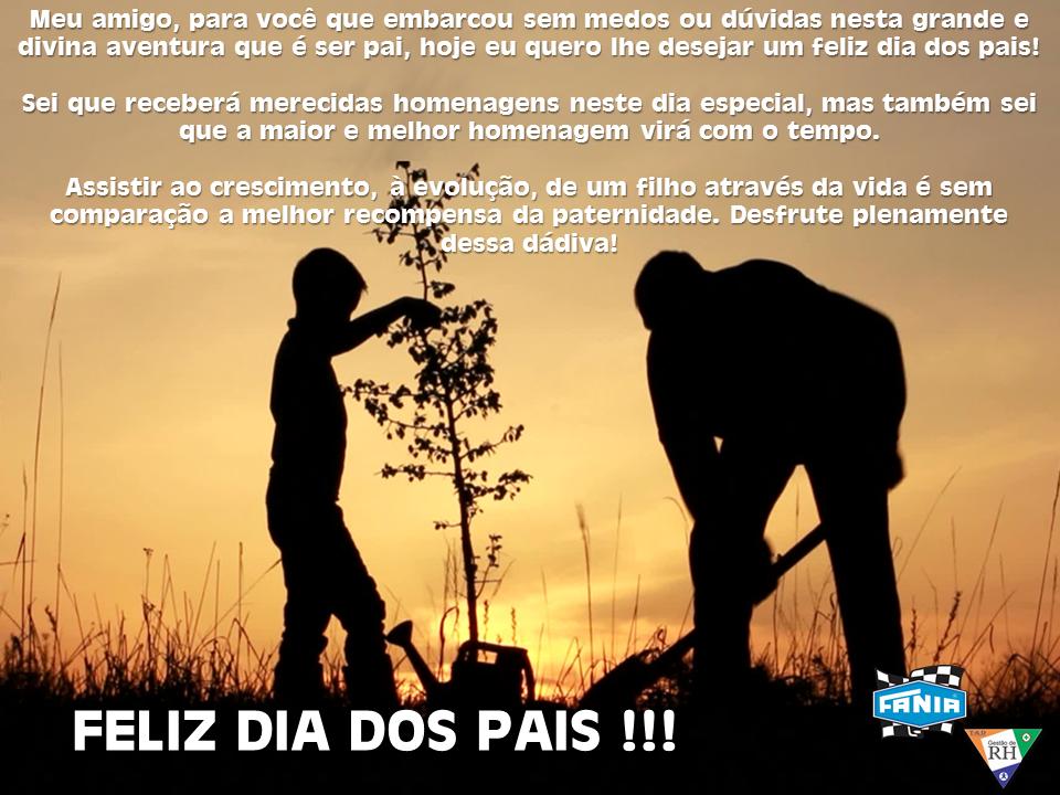 Mensagem Dia Dos Pais Fania Cabos De Controle
